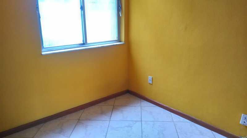 8 - SALA - Apartamento Engenho de Dentro, Rio de Janeiro, RJ À Venda, 1 Quarto, 47m² - MEAP10078 - 7