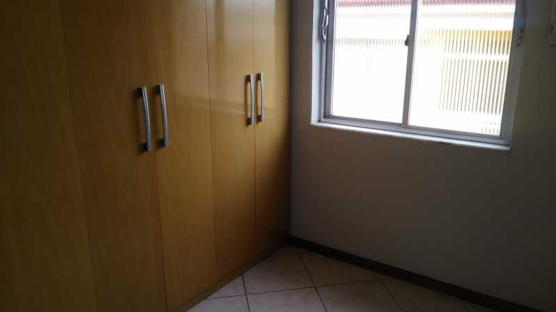 12 - QUARTO - Apartamento Engenho de Dentro, Rio de Janeiro, RJ À Venda, 1 Quarto, 47m² - MEAP10078 - 12