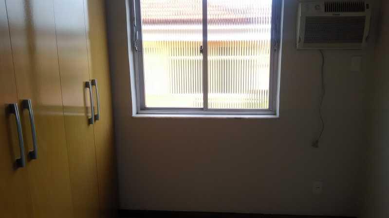 15 - QUARTO - Apartamento Engenho de Dentro, Rio de Janeiro, RJ À Venda, 1 Quarto, 47m² - MEAP10078 - 25