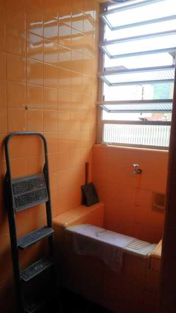 21 - ÁREA DE SERVIÇO - Apartamento Engenho de Dentro, Rio de Janeiro, RJ À Venda, 1 Quarto, 47m² - MEAP10078 - 23