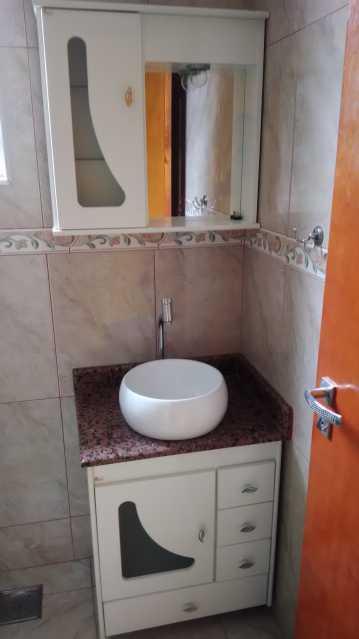25 - BANHEIRO SOCIAL - Apartamento Engenho de Dentro, Rio de Janeiro, RJ À Venda, 1 Quarto, 47m² - MEAP10078 - 19