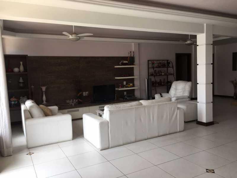 1 - Casa em Condomínio 5 quartos à venda Gardênia Azul, Rio de Janeiro - R$ 1.950.000 - FRCN50016 - 1