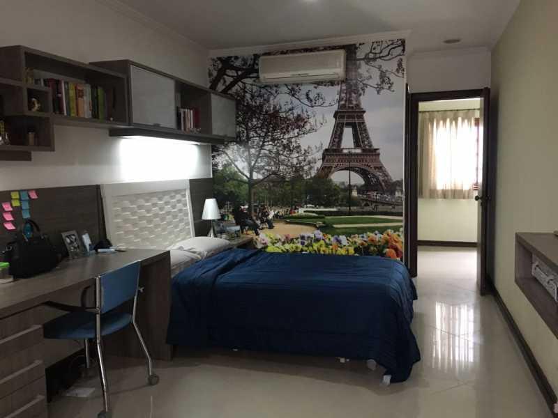 4 - Casa em Condomínio 5 quartos à venda Gardênia Azul, Rio de Janeiro - R$ 1.950.000 - FRCN50016 - 5