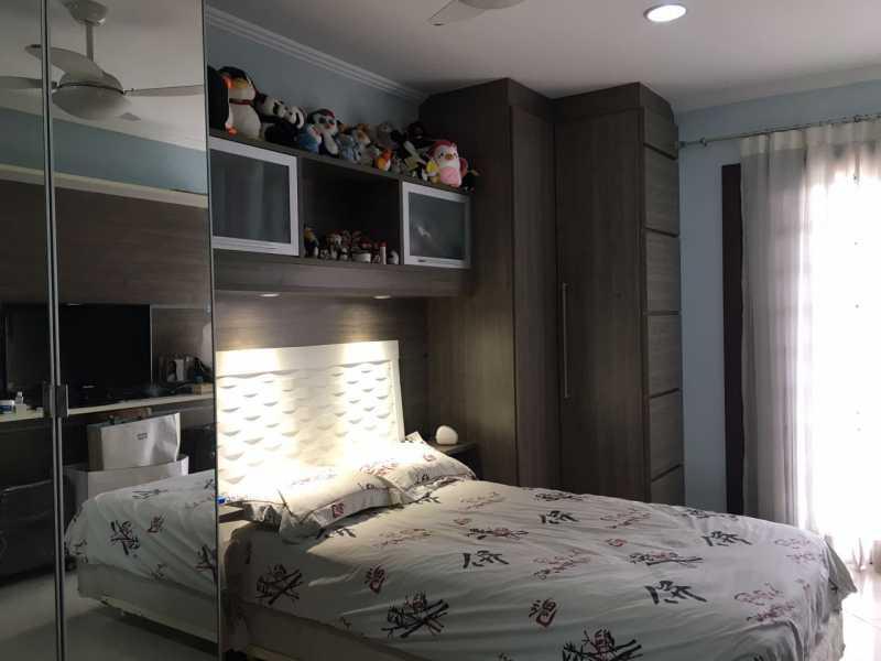 8 - Casa em Condomínio 5 quartos à venda Gardênia Azul, Rio de Janeiro - R$ 1.950.000 - FRCN50016 - 9