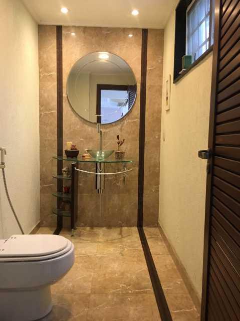 18 - Casa em Condomínio 5 quartos à venda Gardênia Azul, Rio de Janeiro - R$ 1.950.000 - FRCN50016 - 19