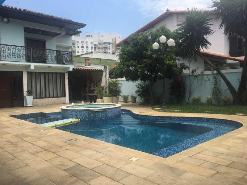 22 - Casa em Condomínio 5 quartos à venda Gardênia Azul, Rio de Janeiro - R$ 1.950.000 - FRCN50016 - 23
