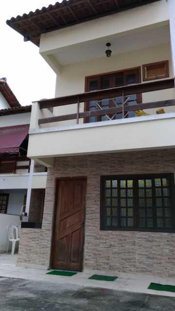 1 - Casa em Condomínio 2 quartos à venda Camorim, Rio de Janeiro - R$ 380.000 - FRCN20046 - 1