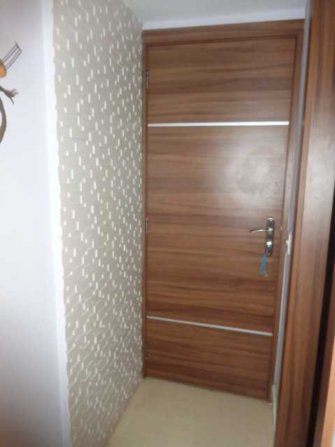 1 - Hall - Apartamento 3 quartos à venda Praça da Bandeira, Rio de Janeiro - R$ 550.000 - MEAP30210 - 5