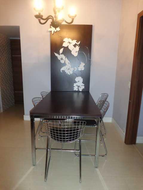 2 - Sala - Apartamento 3 quartos à venda Praça da Bandeira, Rio de Janeiro - R$ 550.000 - MEAP30210 - 3