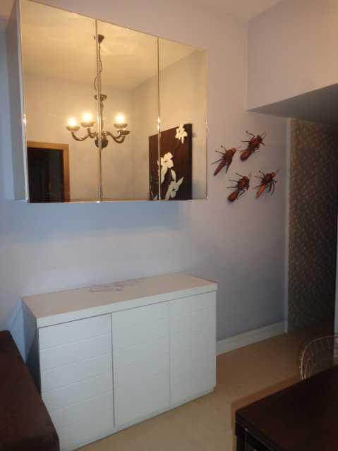 3 - Sala - Apartamento 3 quartos à venda Praça da Bandeira, Rio de Janeiro - R$ 550.000 - MEAP30210 - 4