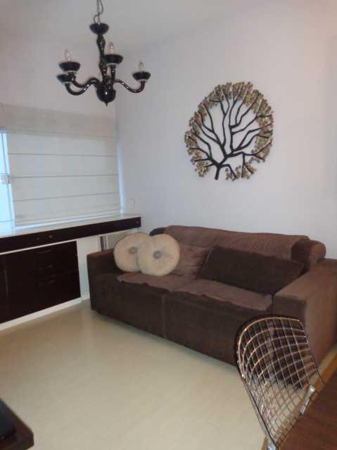 4 - Sala - Apartamento 3 quartos à venda Praça da Bandeira, Rio de Janeiro - R$ 550.000 - MEAP30210 - 1