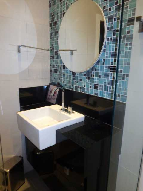 8 - Banheiro Social - Apartamento 3 quartos à venda Praça da Bandeira, Rio de Janeiro - R$ 550.000 - MEAP30210 - 21