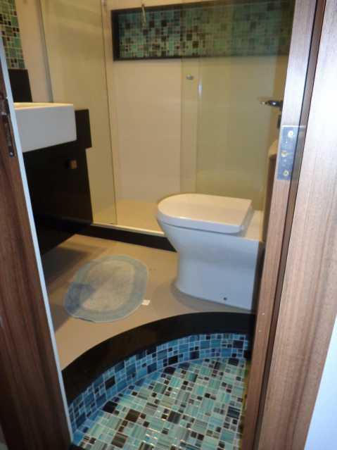 9 - Banheiro Social - Apartamento 3 quartos à venda Praça da Bandeira, Rio de Janeiro - R$ 550.000 - MEAP30210 - 22
