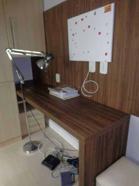 10 - Quarto01 - Apartamento 3 quartos à venda Praça da Bandeira, Rio de Janeiro - R$ 550.000 - MEAP30210 - 19
