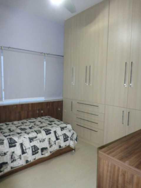 11 - Quarto 01 - Apartamento 3 quartos à venda Praça da Bandeira, Rio de Janeiro - R$ 550.000 - MEAP30210 - 9