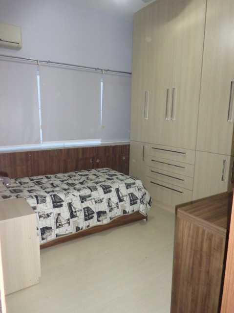 13 - Quarto 01 - Apartamento 3 quartos à venda Praça da Bandeira, Rio de Janeiro - R$ 550.000 - MEAP30210 - 10