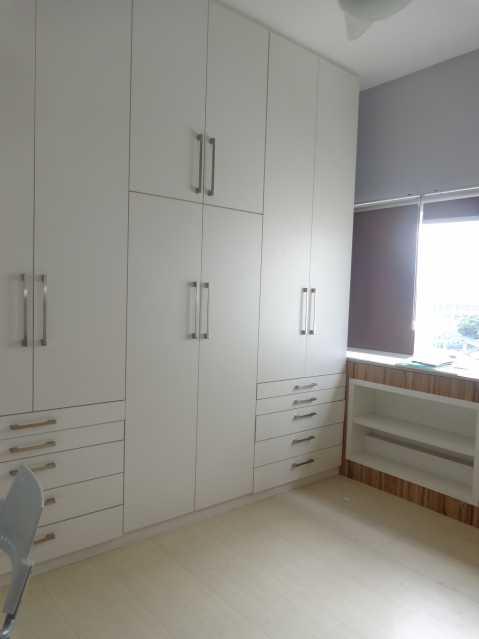 14 - Quarto 02 - Apartamento 3 quartos à venda Praça da Bandeira, Rio de Janeiro - R$ 550.000 - MEAP30210 - 11