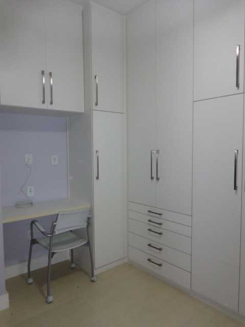 15 - Quarto 02 - Apartamento 3 quartos à venda Praça da Bandeira, Rio de Janeiro - R$ 550.000 - MEAP30210 - 12