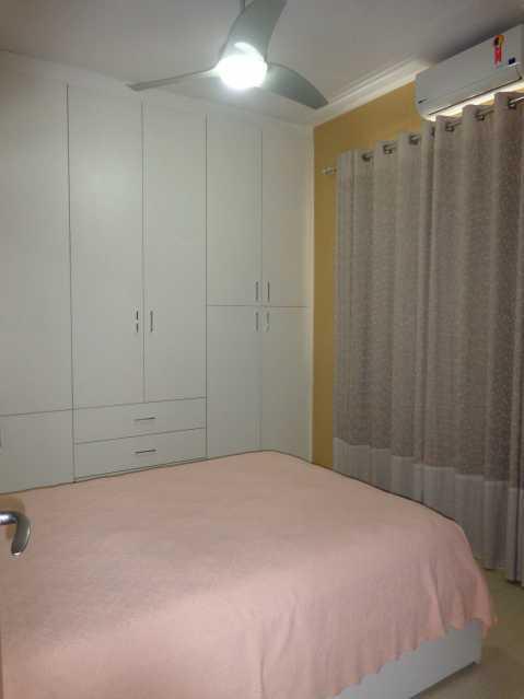 17 - Quarto 03 - Apartamento 3 quartos à venda Praça da Bandeira, Rio de Janeiro - R$ 550.000 - MEAP30210 - 17