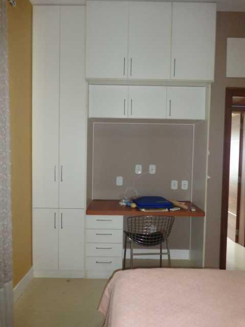 18 - Quarto 03 - Apartamento 3 quartos à venda Praça da Bandeira, Rio de Janeiro - R$ 550.000 - MEAP30210 - 15