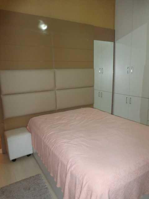 19 - Quarto 03 - Apartamento 3 quartos à venda Praça da Bandeira, Rio de Janeiro - R$ 550.000 - MEAP30210 - 14