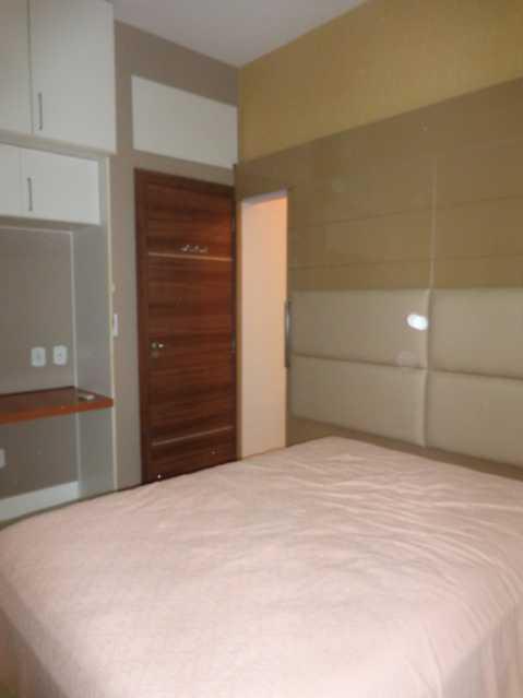 20 - Quarto 03 - Apartamento 3 quartos à venda Praça da Bandeira, Rio de Janeiro - R$ 550.000 - MEAP30210 - 16