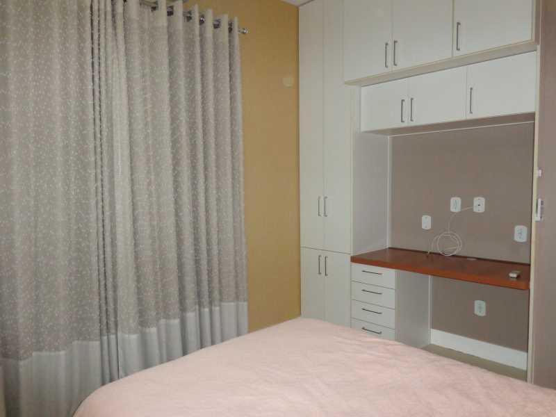 21 - Quarto 03 - Apartamento 3 quartos à venda Praça da Bandeira, Rio de Janeiro - R$ 550.000 - MEAP30210 - 18
