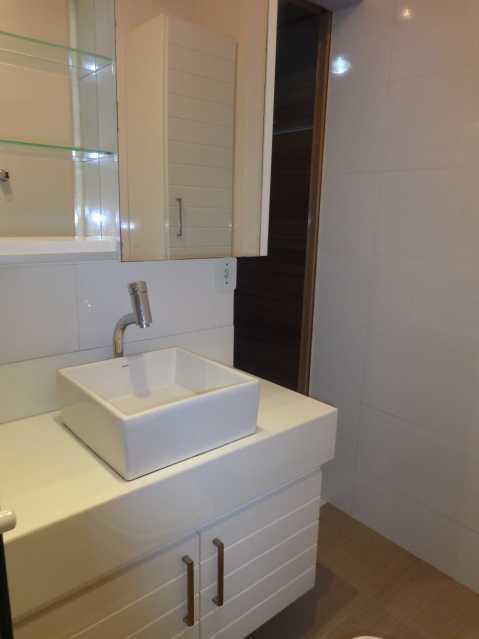 22 - Banheiro Suite - Apartamento 3 quartos à venda Praça da Bandeira, Rio de Janeiro - R$ 550.000 - MEAP30210 - 23