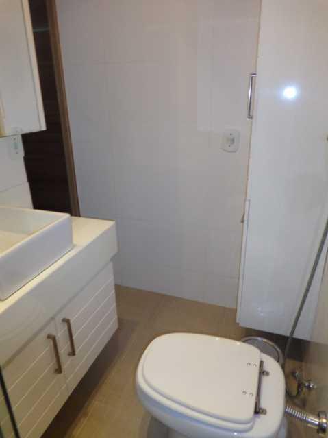 23 - Banheiro Suite - Apartamento 3 quartos à venda Praça da Bandeira, Rio de Janeiro - R$ 550.000 - MEAP30210 - 24
