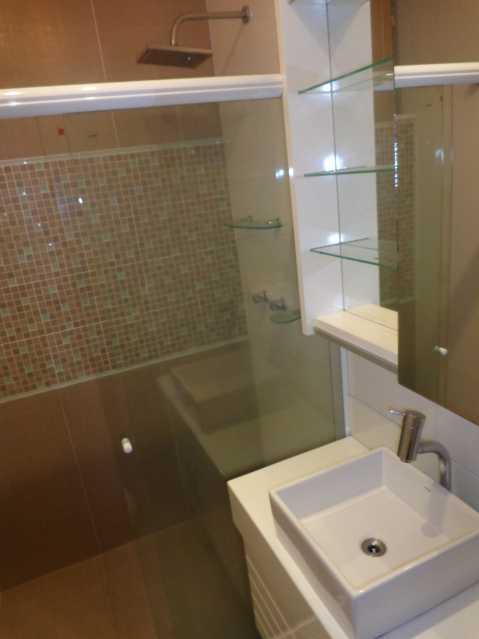 24 - Banheiro Suite - Apartamento 3 quartos à venda Praça da Bandeira, Rio de Janeiro - R$ 550.000 - MEAP30210 - 25