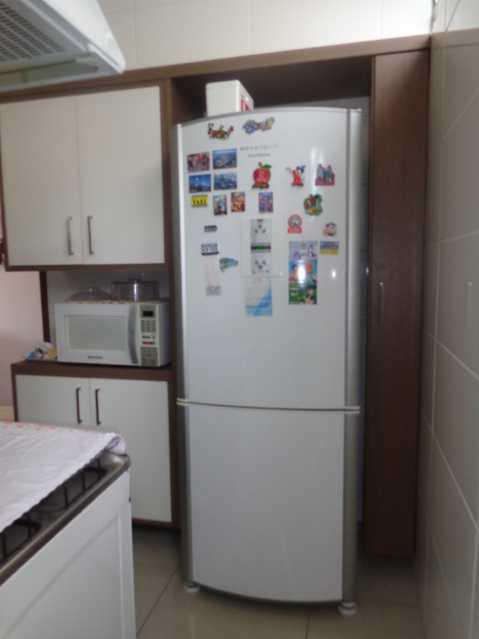 25 - Cozinha - Apartamento 3 quartos à venda Praça da Bandeira, Rio de Janeiro - R$ 550.000 - MEAP30210 - 26