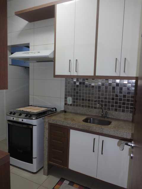 26 - Cozinha - Apartamento 3 quartos à venda Praça da Bandeira, Rio de Janeiro - R$ 550.000 - MEAP30210 - 27