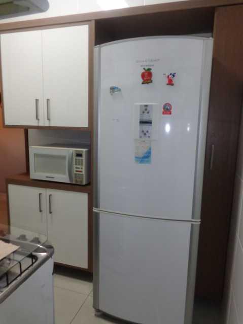 27 - Cozinha - Apartamento 3 quartos à venda Praça da Bandeira, Rio de Janeiro - R$ 550.000 - MEAP30210 - 28