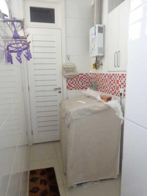 28 - Area de Serviço - Apartamento 3 quartos à venda Praça da Bandeira, Rio de Janeiro - R$ 550.000 - MEAP30210 - 29