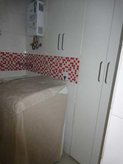 29 - Area de Serviço - Apartamento 3 quartos à venda Praça da Bandeira, Rio de Janeiro - R$ 550.000 - MEAP30210 - 30
