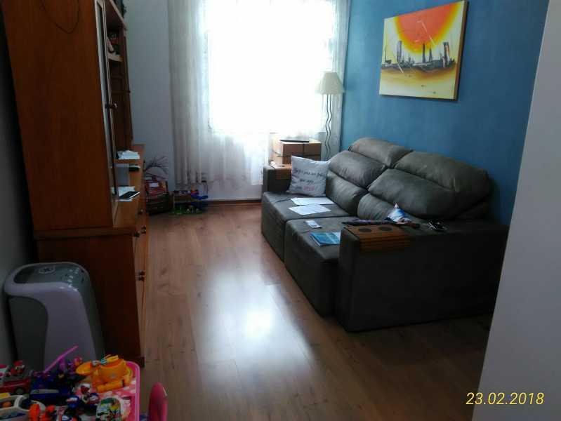 1 - sala - Apartamento 2 quartos à venda Méier, Rio de Janeiro - R$ 178.000 - MEAP20591 - 1