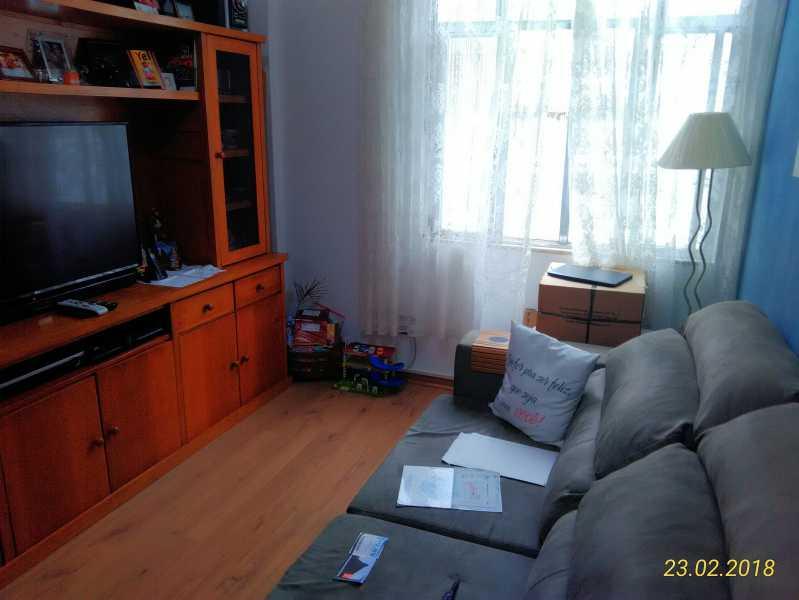 2 - sala - Apartamento 2 quartos à venda Méier, Rio de Janeiro - R$ 178.000 - MEAP20591 - 3