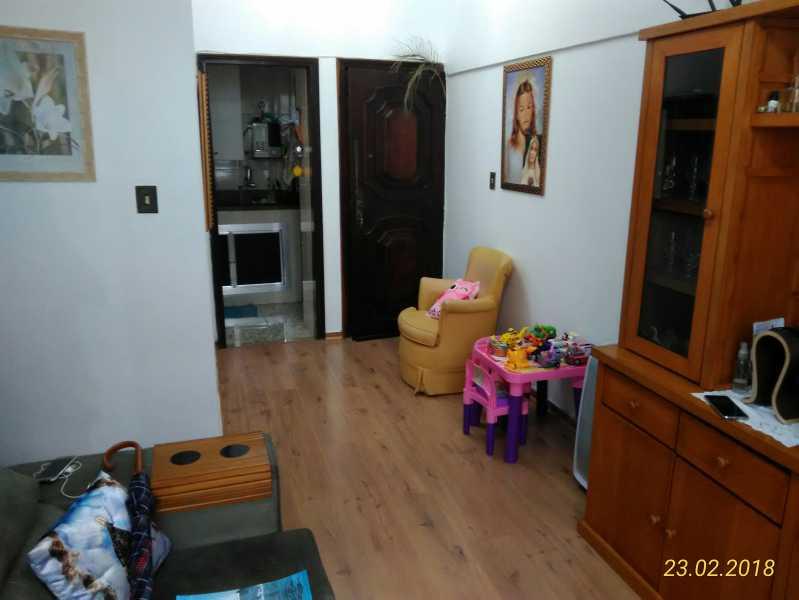 4 - sala - Apartamento 2 quartos à venda Méier, Rio de Janeiro - R$ 178.000 - MEAP20591 - 5