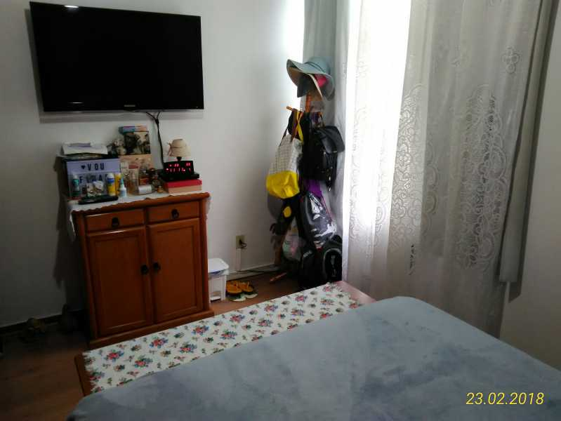 7 - quarto 1 - Apartamento 2 quartos à venda Méier, Rio de Janeiro - R$ 178.000 - MEAP20591 - 8