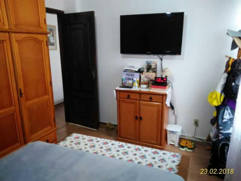 8 - quarto 1 - Apartamento 2 quartos à venda Méier, Rio de Janeiro - R$ 178.000 - MEAP20591 - 9