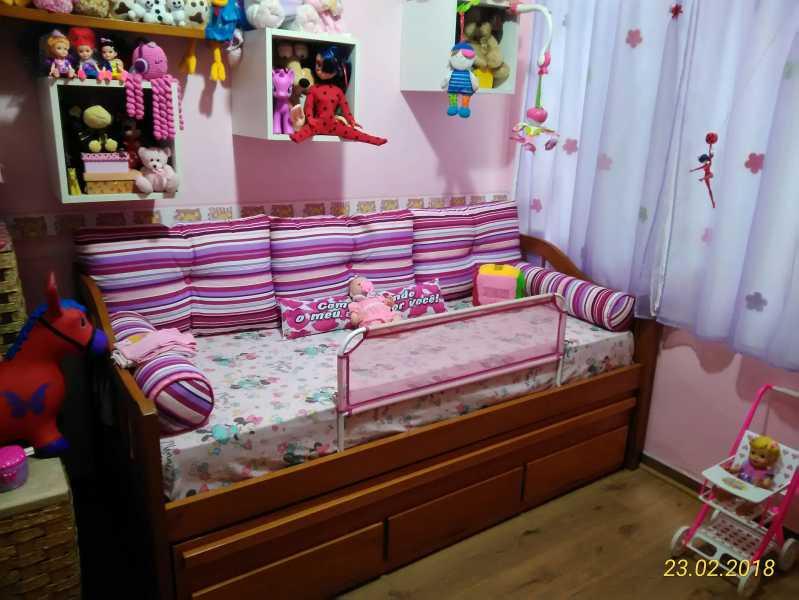 9 - quarto 2 - Apartamento 2 quartos à venda Méier, Rio de Janeiro - R$ 178.000 - MEAP20591 - 10