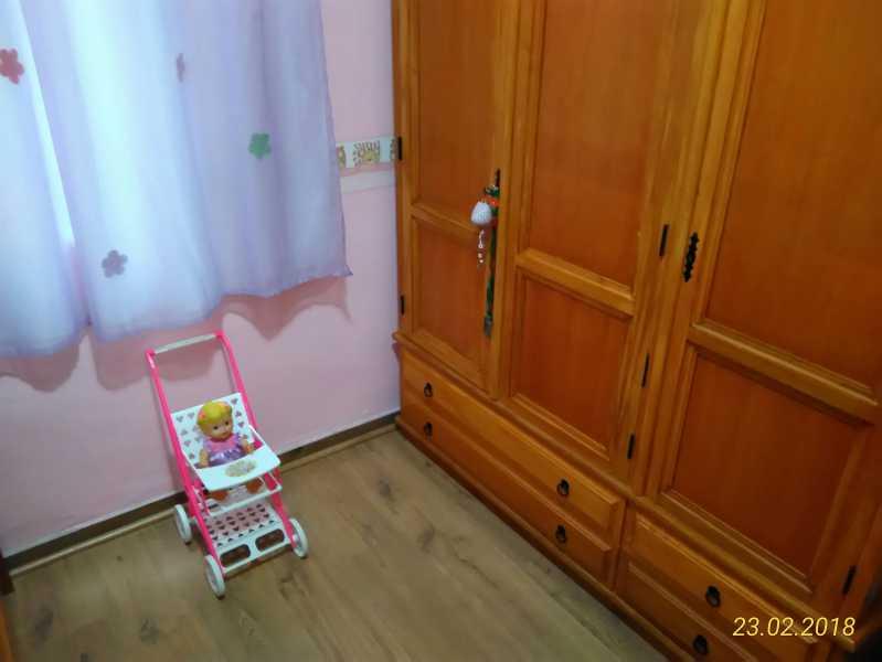 10 - quarto 2 - Apartamento 2 quartos à venda Méier, Rio de Janeiro - R$ 178.000 - MEAP20591 - 11