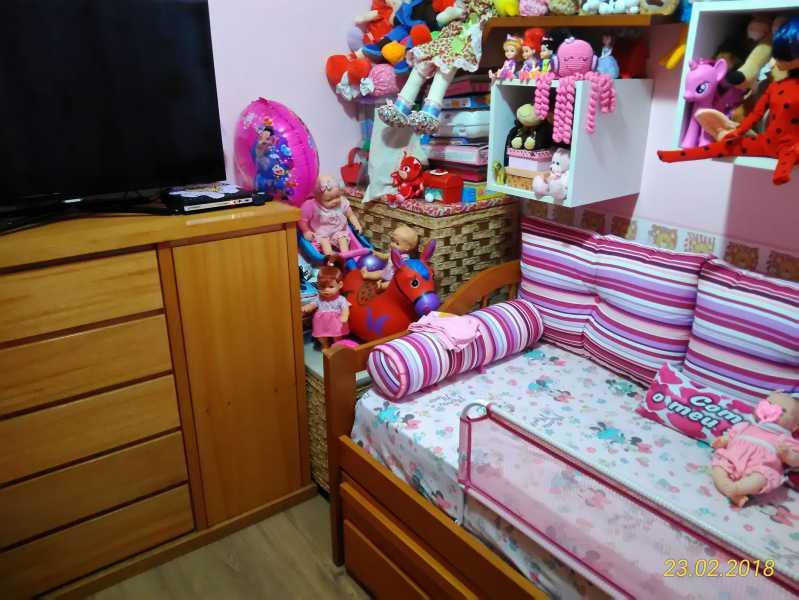 11 - quarto 2 - Apartamento 2 quartos à venda Méier, Rio de Janeiro - R$ 178.000 - MEAP20591 - 12