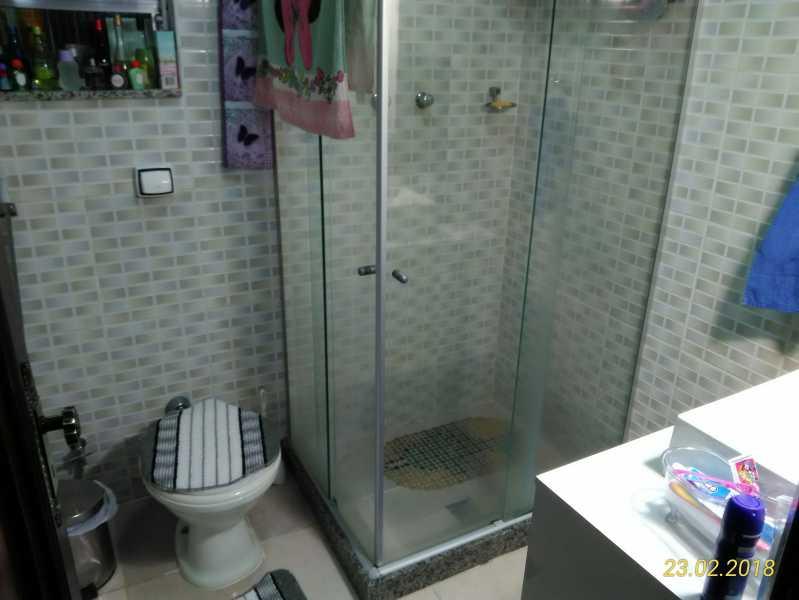 12 - banheiro social - Apartamento 2 quartos à venda Méier, Rio de Janeiro - R$ 178.000 - MEAP20591 - 13