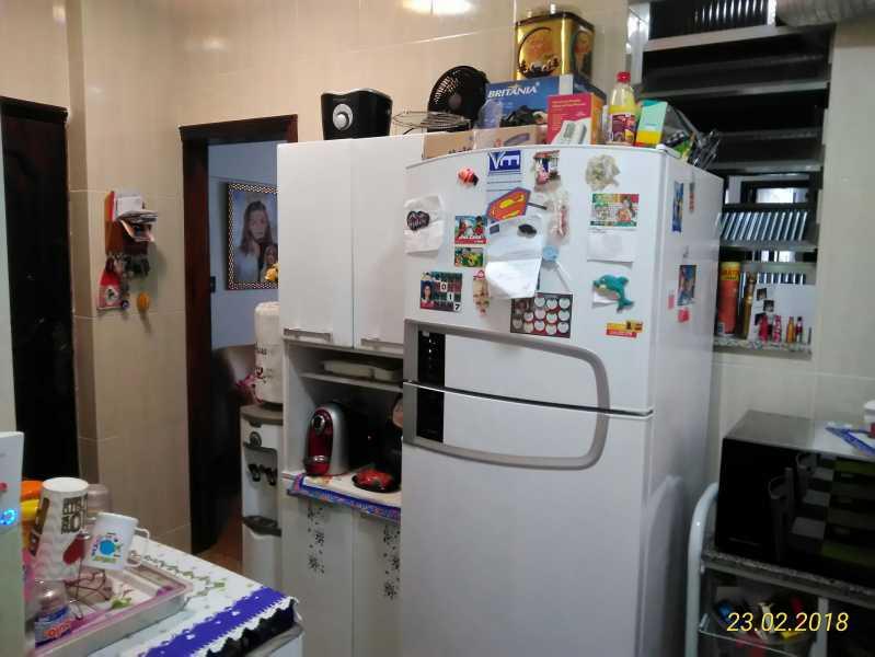 15 - cozinha - Apartamento 2 quartos à venda Méier, Rio de Janeiro - R$ 178.000 - MEAP20591 - 16