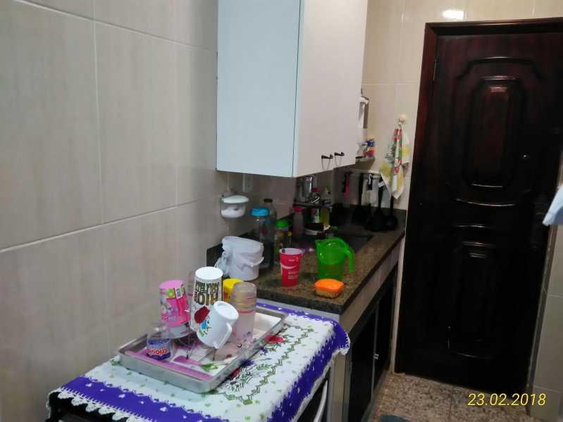 16 - cozinha - Apartamento 2 quartos à venda Méier, Rio de Janeiro - R$ 178.000 - MEAP20591 - 17