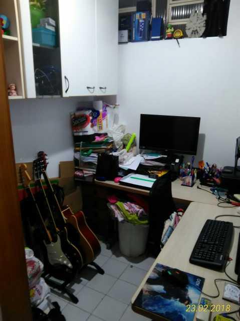 17 - dependencia de empregada - Apartamento 2 quartos à venda Méier, Rio de Janeiro - R$ 178.000 - MEAP20591 - 18