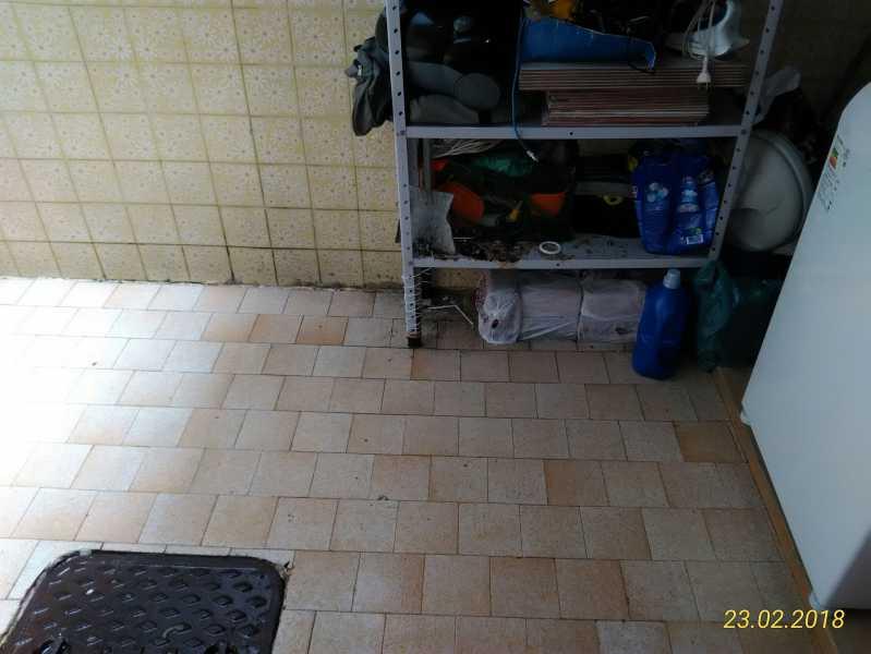 19 - área de serviço - Apartamento 2 quartos à venda Méier, Rio de Janeiro - R$ 178.000 - MEAP20591 - 20