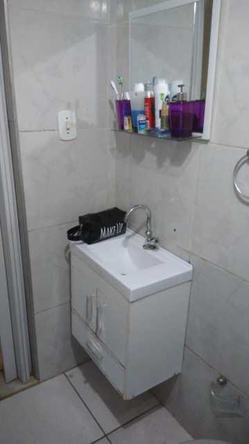 10 - banheiro social. - Apartamento Lins de Vasconcelos,Rio de Janeiro,RJ À Venda,2 Quartos,39m² - MEAP20592 - 11