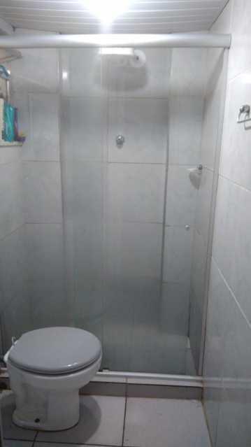 11 - banheiro social. - Apartamento Lins de Vasconcelos,Rio de Janeiro,RJ À Venda,2 Quartos,39m² - MEAP20592 - 12